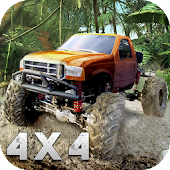 Game Monster Truck Offroad Rally 3D APK for Kindle