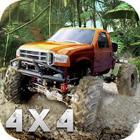Monster Truck Offroad Rally 3D For PC (Windows And Mac)