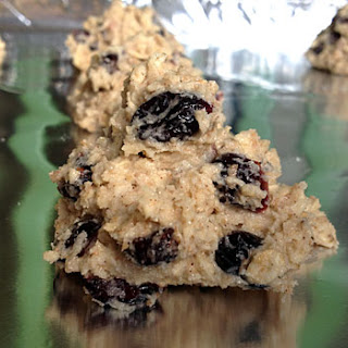 Fiber Rich Oatmeal Cookies