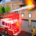Fire Truck Emergency Driver