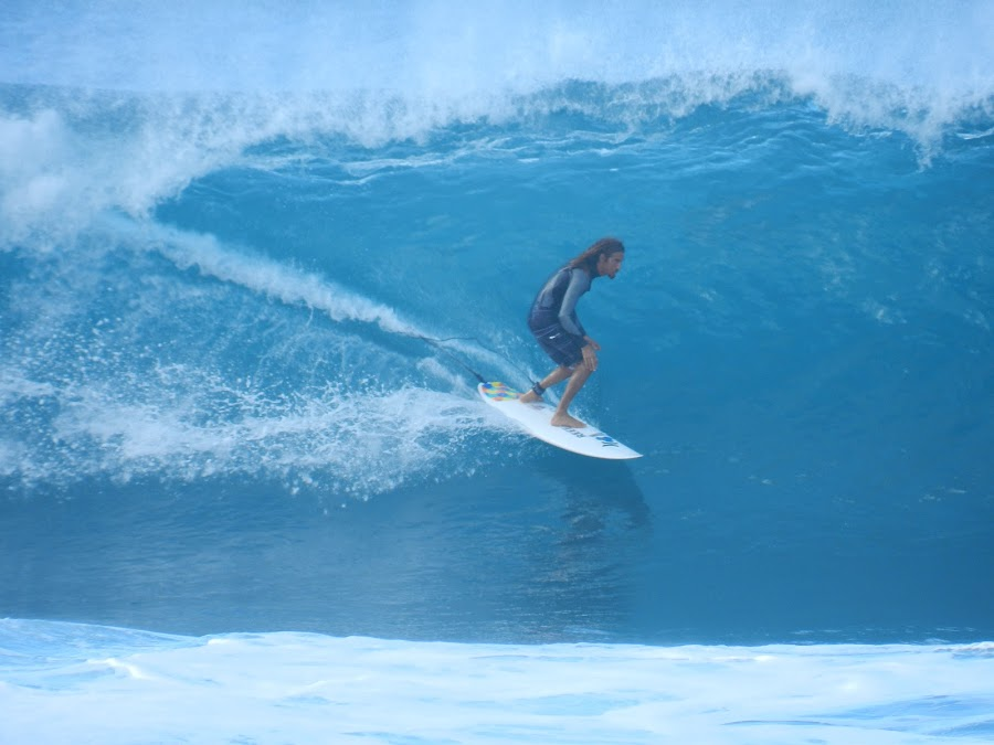 by Sakayo Teshima - Sports & Fitness Surfing