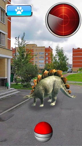 Pocket Dinosaur GO For PC