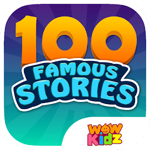100 Famous English Stories Icon