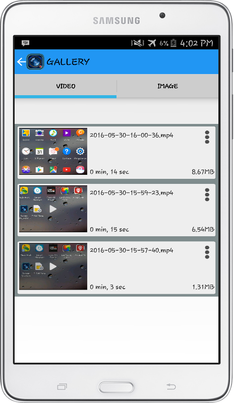 Screen Recorder PRO (NO ROOT) Screenshot 9