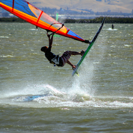 Freestyle Windsurfing by Randy Wehner - Sports & Fitness Watersports ( randy wehner, freestyle, windsurfing )