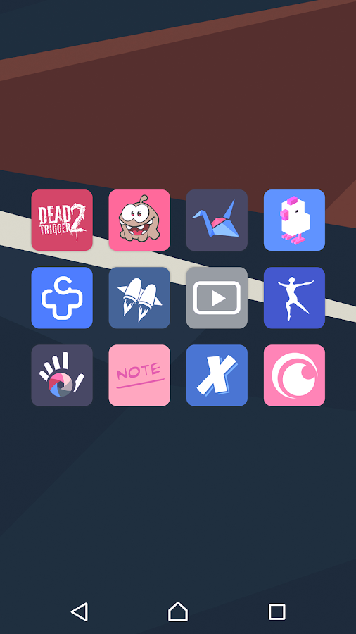 Teron - Icon Pack Screenshot 4