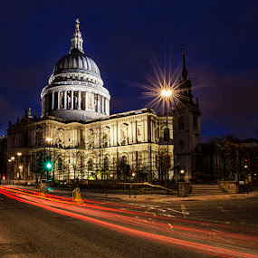 St. Paul Cathedral by Sefanya Dirgagunarsa - Buildings & Architecture Architectural Detail ( landmark, travel )