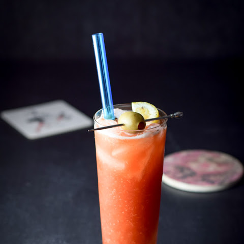 Refreshingly Delicious Bloody Mary Cocktail