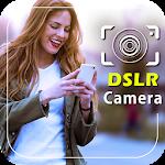 DSLR Camera:Blur Photo+DSLR Image Blur Background Icon