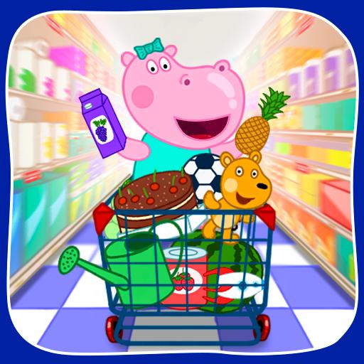 Kids Shopping Games