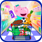 Download Kids Shopping Games APK on PC