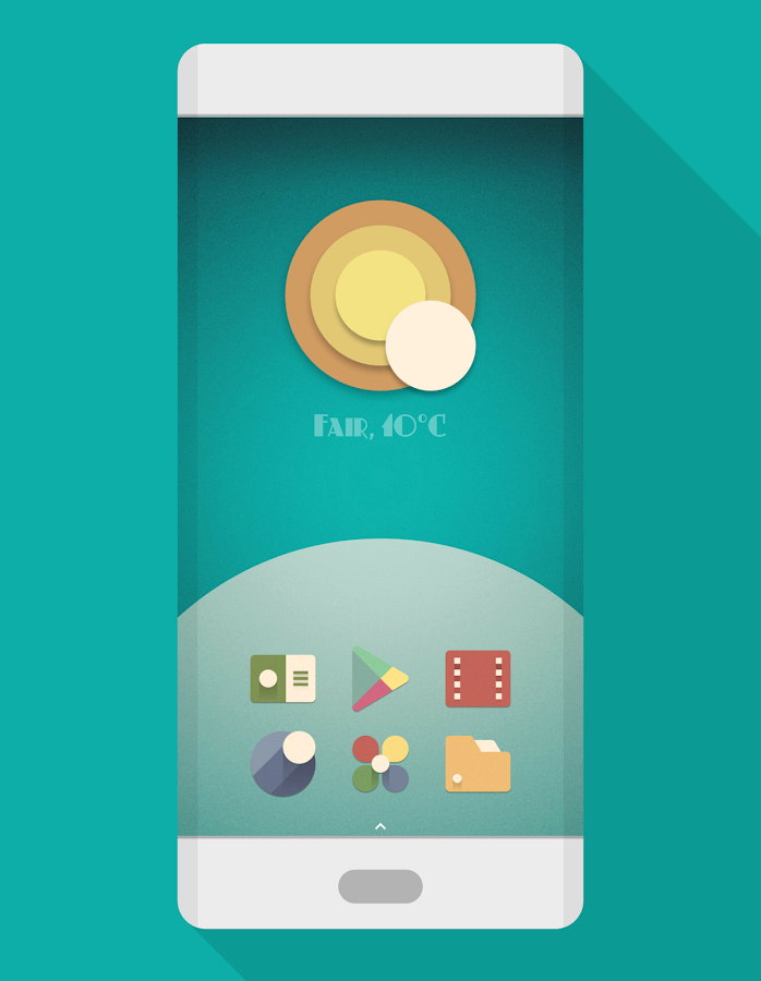 MINIMALE VINTAGE Icon Pack Screenshot 2