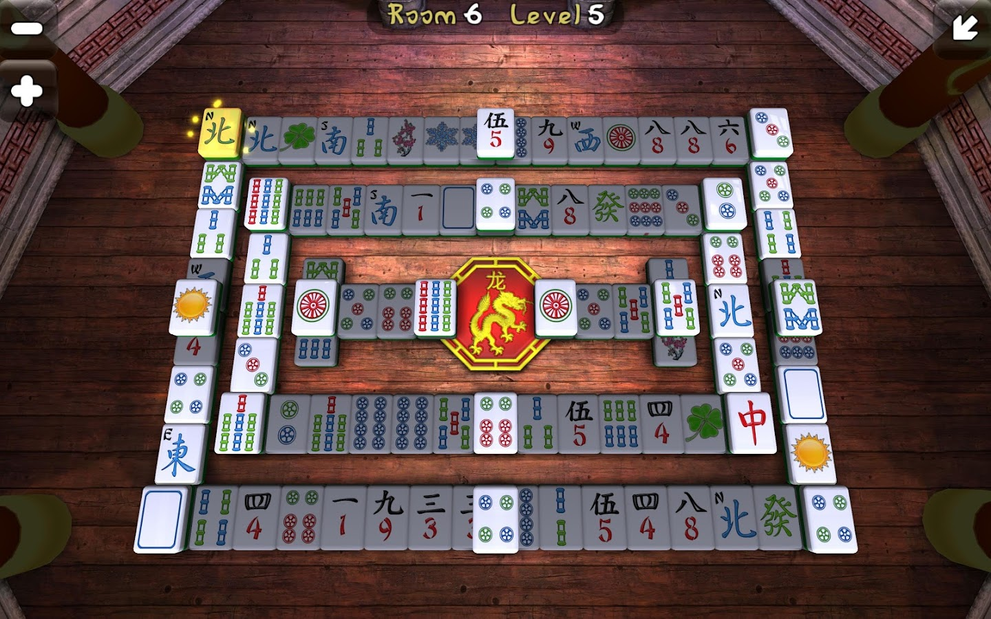 Mahjong Solitaire Blast Screenshot 0