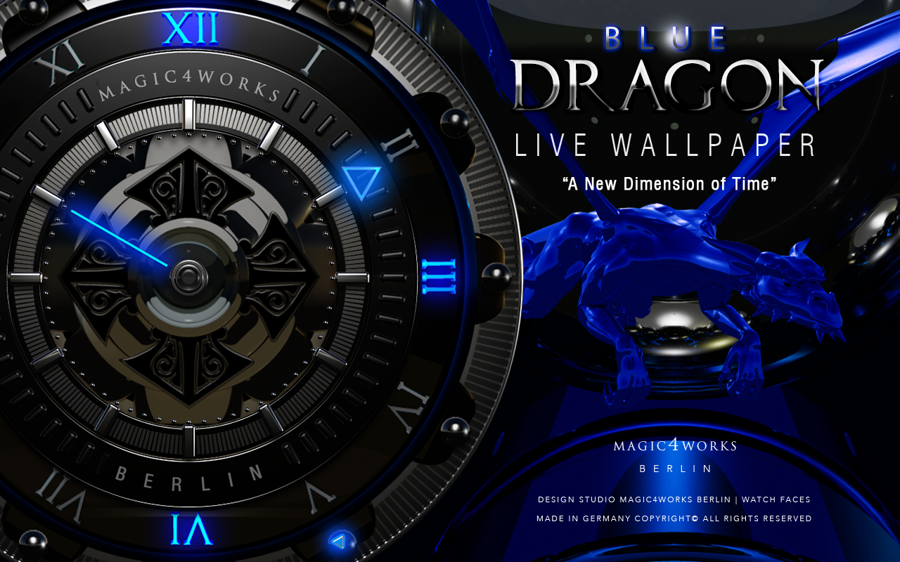 Designer Mega Clock Bundle LWP Screenshot 9