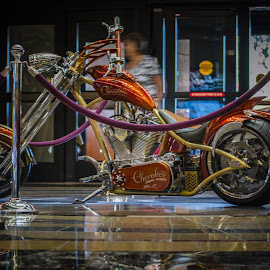 by John Guest - Transportation Motorcycles