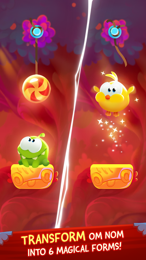 Cut the Rope: Magic Screenshot 7