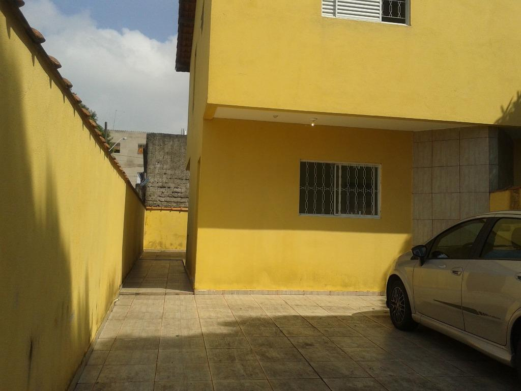 Casa 2 Dorm, Bonsucesso, Guarulhos (SO0591)
