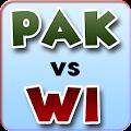 PAK VS WI Live Schedule 2017 APK for Bluestacks