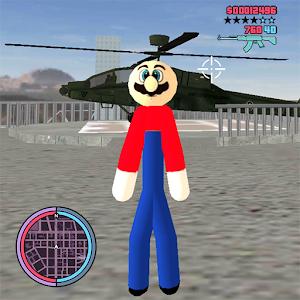 Super Stick Bros Stickman Rope Hero Gangstar Crime For PC / Windows 7/8/10 / Mac – Free Download