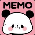 Sticky Notes Mochimochi Panda