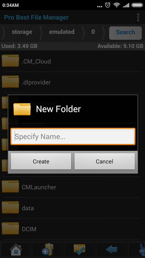 Pro Best File Manager Screenshot 4