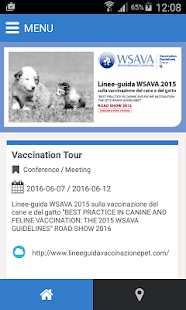 Vaccination Tour - screenshot