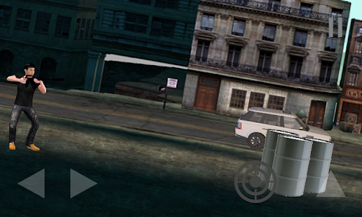 Fighter War street - screenshot