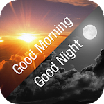 Good Morning & Good Night APK Image