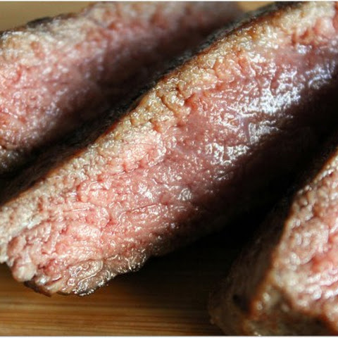 Dry-Brined London Broil