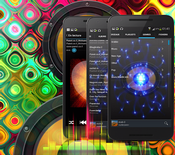 Mp3 player For Audio Music - screenshot