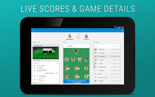 Football Livescore - 365Scores- screenshot thumbnail