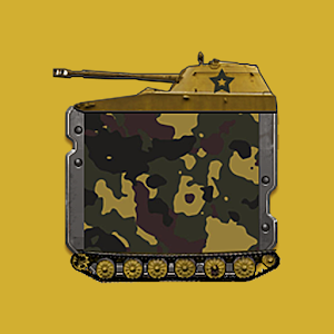 military theme tank warrior for Android