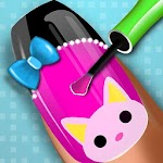 Kitty Nail Salon Apk