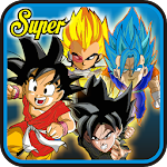 Super Goku Blue For PC / Windows / MAC