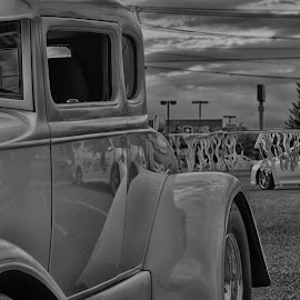 another old car by Daniel Caron - Transportation Automobiles