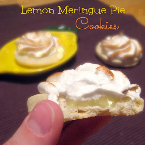 Gluten-Free Lemon Meringue Pie Sugar Cookies