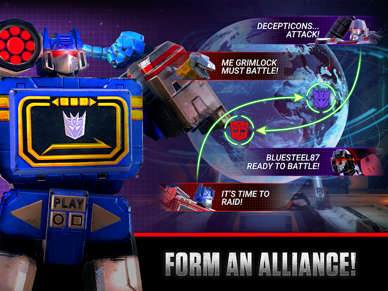 Transformers: Earth Wars 1.37.0.16305