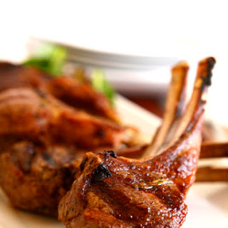 Roman Grilled Lamb Chops