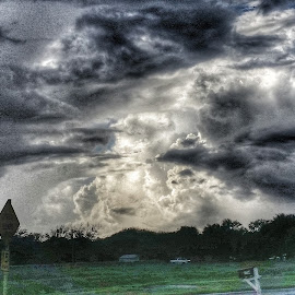 by Lee Phedford - Landscapes Cloud Formations