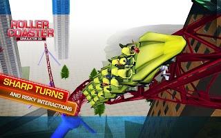 Vr Roller Coaster Simulator Cardboard Theme Park On The App Store