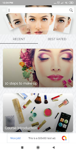 Learn to apply makeup step by step for pc