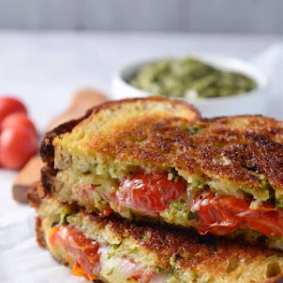 Provolone Grilled Cheese Recipes