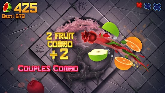Fruit Ninja Free APK for Bluestacks