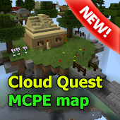 App Cloud Quest Map for Minecraft version 2015 APK