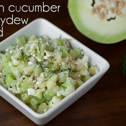 10 Best Lemon Cucumber Salad Recipes | Yummly