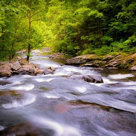 by Trent Eades - Landscapes Waterscapes