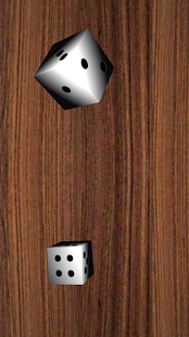 3 Dimensional Dice - screenshot
