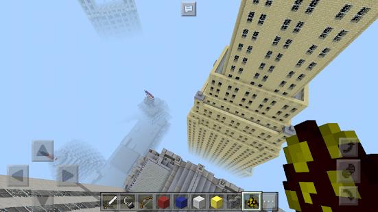 New Craft city. Minecraft map APK for Bluestacks