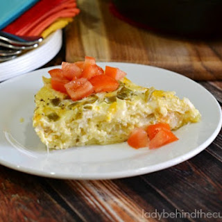Egg Green Chili Breakfast Casserole Recipes