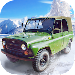 Winter Russian Off-road 3D Icon